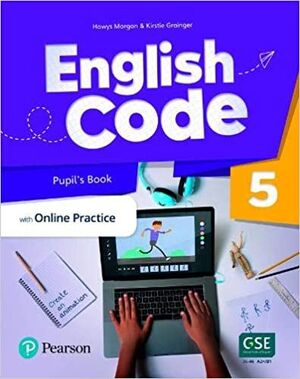ENGLISH CODE BRITISH 5 PUPILS WITH ONLINE PRACTICE & DIGITAL RESOURCES