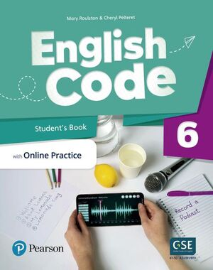 ENGLISH CODE AMERICAN 6 STUDENTS WITH ONLINE PRACTICE & DIGITAL RESOURCES
