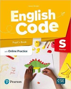 ENGLISH CODE BRITISH STARTER PUPILS WITH ONLINE PRACTICE & DIGITAL RESOURCES