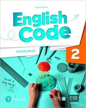 ENGLISH CODE BRITISH 2 ACTIVITY BOOK