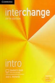 INTERCHANGE STUDENTS BOOK WITH ONLINE SELF-STUDY INTRO
