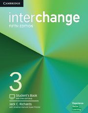 INTERCHANGE 3 STUDENTS BOOK WITH ONLINE SELF STUDY