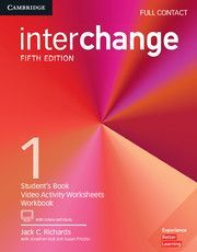 INTERCHANGE 1 FULL CONTACT WITH ONLINE SELF-STUDY
