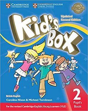 KID'S BOX 2 PUPIL'S BOOK EXAM UPDATE