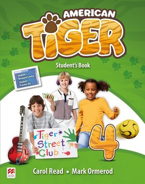 AMERICAN TIGER 4 STUDENTS BOOK