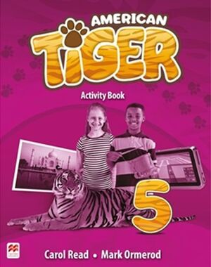 AMERICAN TIGER 5 STUDENTS BOOK