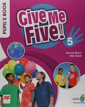 GIVE ME FIVE 5 PUPIL'S BOOK PACK