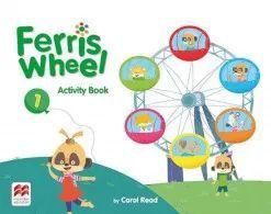 FERRIS WHEEL 1 ACTIVITY BOOK