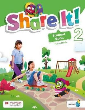 SHARE IT  2 STUDENT BOOK