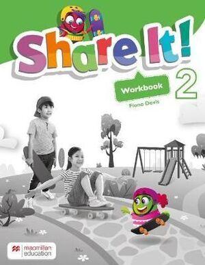 SHARE IT 2 WORKBOOK