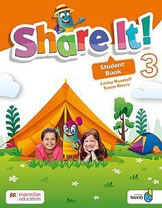 SHARE IT 3 STUDENT BOOK