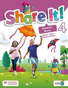 SHARE IT 4 STUDENT BOOK