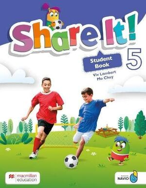 SHARE IT 5 STUDENT BOOK