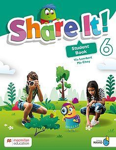 SHARE IT 6 STUDENT BOOK