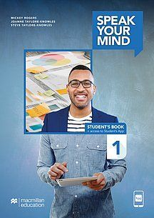 SPEAK YOUR MIND 1 STUDENTS BOOK WITH STUDENTS APP