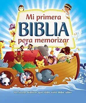 PRIMERA BIBLIA PARA MEMORIZAR, MI