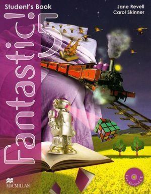 FANTASTIC 5 STUDENT'S BOOK PRIMARIA