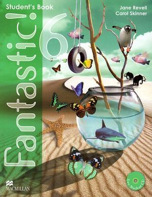 FANTASTIC 6 STUDENT¨S BOOK PACK