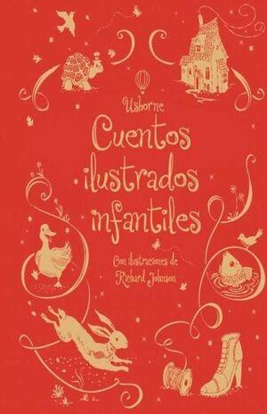 CUENTOS ILUSTRADOS INFANTILES (EDICIÓN DE LUJO)
