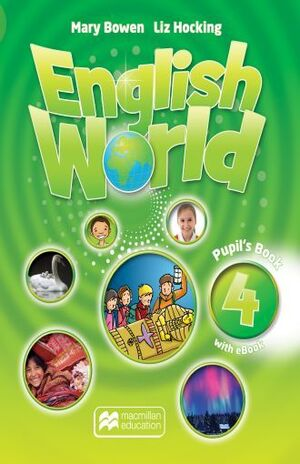 ENGLISH WORLD 4 PUPIL S BOOK + EBOOK PACK