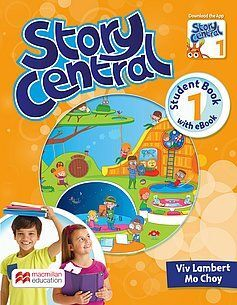 STORY CENTRAL 1 STUDENT BOOK  PACK