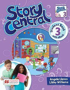 STORY CENTRAL 3 STUDENT BOOK  PACK