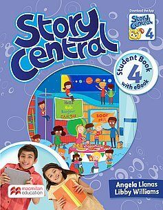 STORY CENTRAL 4 STUDENT BOOK  PACK