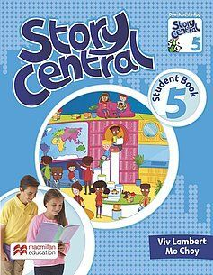 STORY CENTRAL 5 STUDENT BOOK  PACK