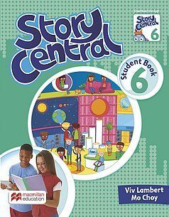 STORY CENTRAL 6 STUDENT BOOK  PACK