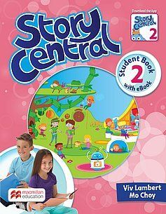 STORY CENTRAL 2 STUDENT BOOK  PACK