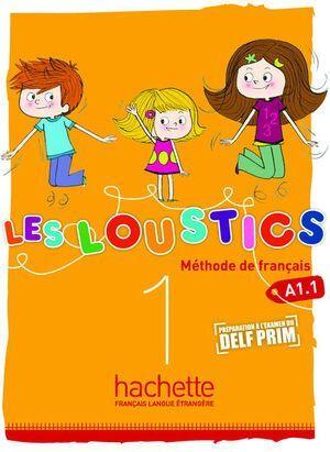 LES LOUSTICS 1 METHODE DE FRANCAIS