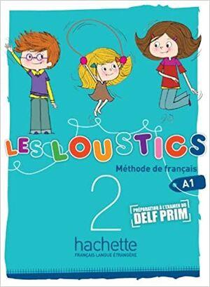 LES LOUSTICS 2 METHODE DE FRANCAIS