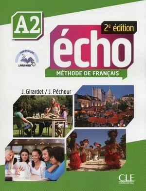 ECHO A2 METHODE DE FRANCAIS