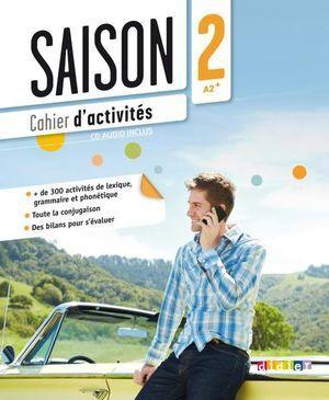 M SAISON 2 A2-B1 CAHIER