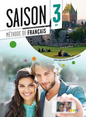 M SAISON 3 B1 LIVRE