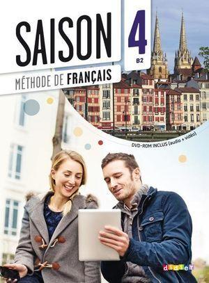 M SAISON 4 B2 LIVRE