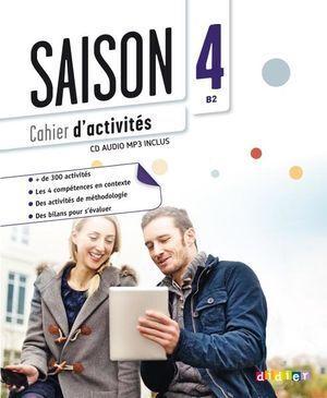 M SAISON 4 B2 CAHIER