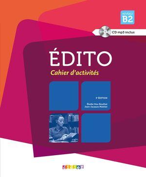 M EDITO B2 15 + CAHIER + CDIMP3