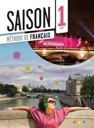 M SAISON 1  A1 LIVRE