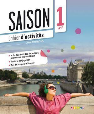 M SAISON 1  A1 CAHIER