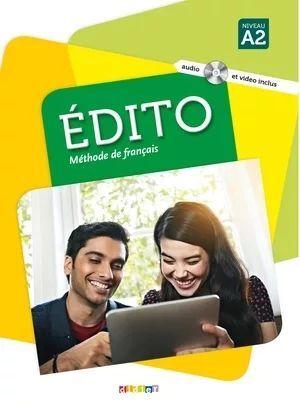M EDITO A2 LIVRE + CD  +DVD