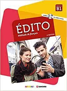 M EDITO B1 LIVRE + CD + DVD