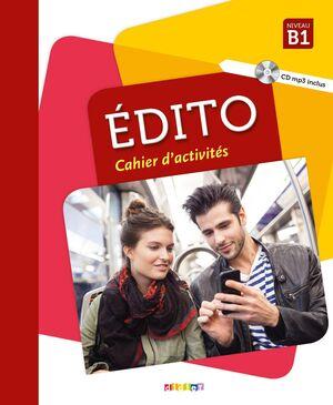 M EDITO B1 CAHIER + CD
