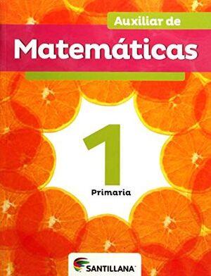 AUXILIAR DE MATEMÁTICAS 1