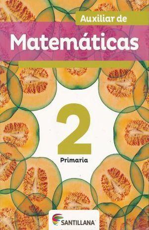 AUXILIAR DE MATEMÁTICAS 2
