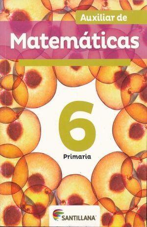 AUXILIAR DE MATEMÁTICAS 6