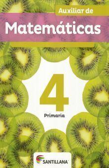AUXILIAR DE MATEMÁTICAS 4