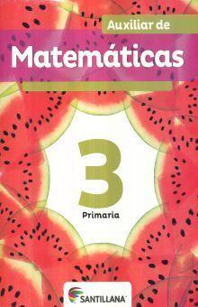 AUXILIAR DE MATEMÁTICAS 3