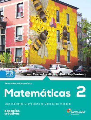 MATEMÁTICAS 2 SECUNDARIA