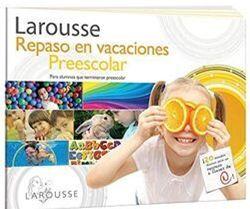 LAROUSSE REPASO EN VACACIONES. PREESCOLAR